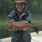 Big Caney Fork rainbow trout in our photo gallery