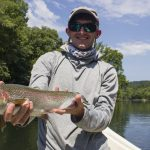 """A 20"""" Caney Fork rainbow trout for Jayson in our photo gallery"""