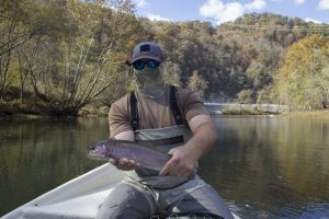 Caney Fork rainbow trout photo gallery picture